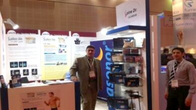 Photo of Arab Health Conference – Dubai – 2011 &2012